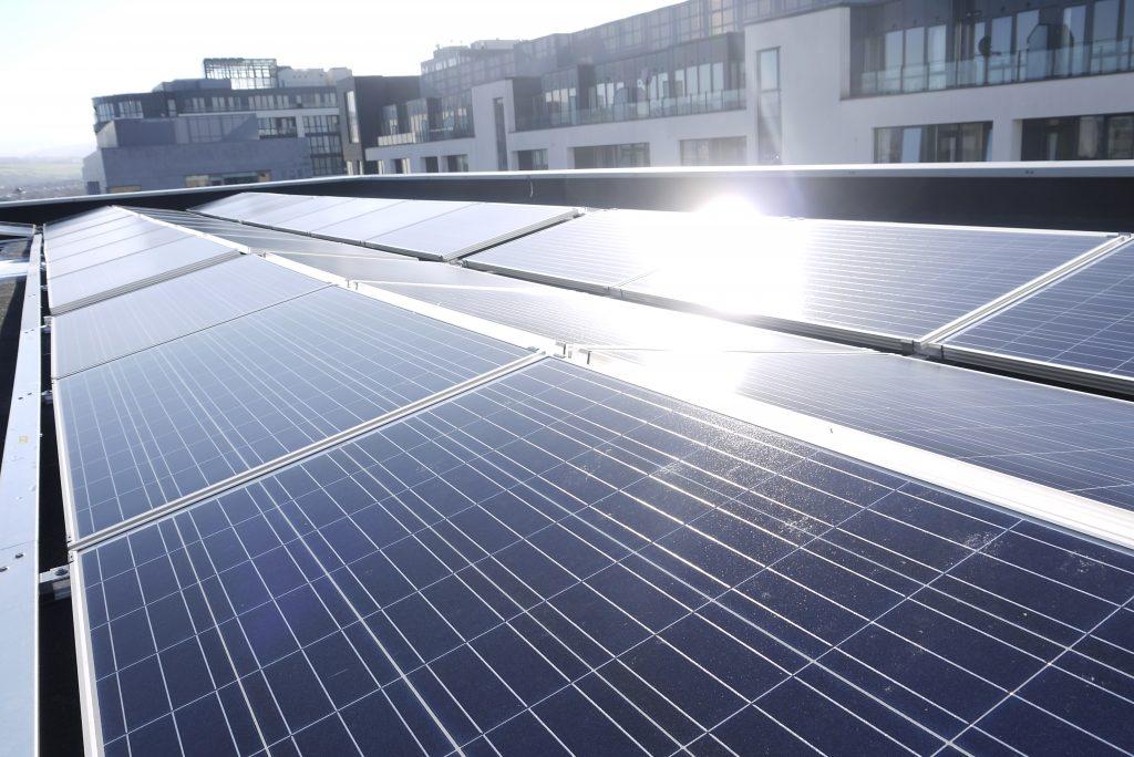 49 Kw Solar Pv Dublin Sunstream Energy
